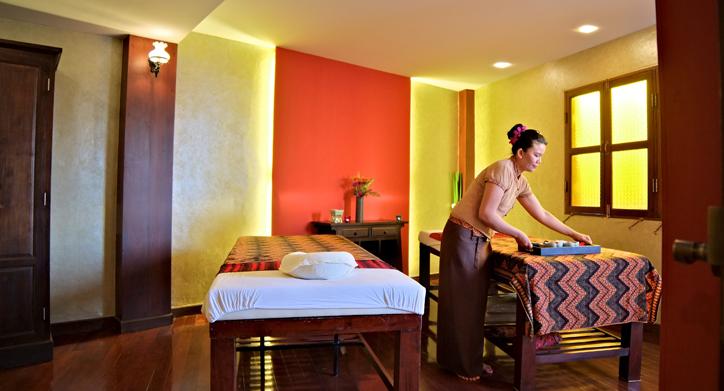 Facilities & Service : Naga Spa - Chiang Mai City, Chiang