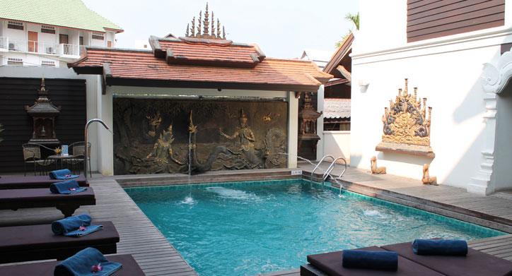 Facilities Service Spa Pool Chiang Mai City Chiang Mai City Hotel Chiang Mai Hotels De
